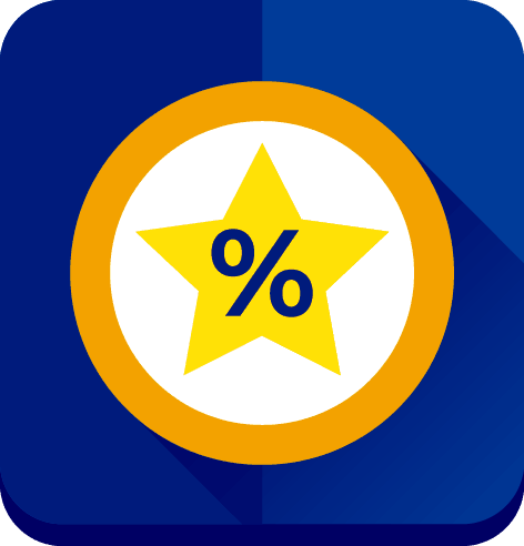 percentage deposit bonuses